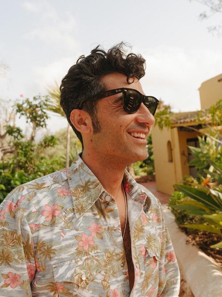Diego Calvo at Pikes Ibiza