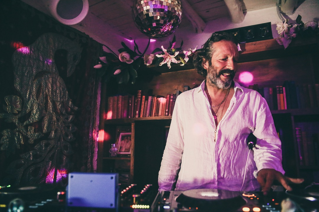DJ Harvey at Pikes