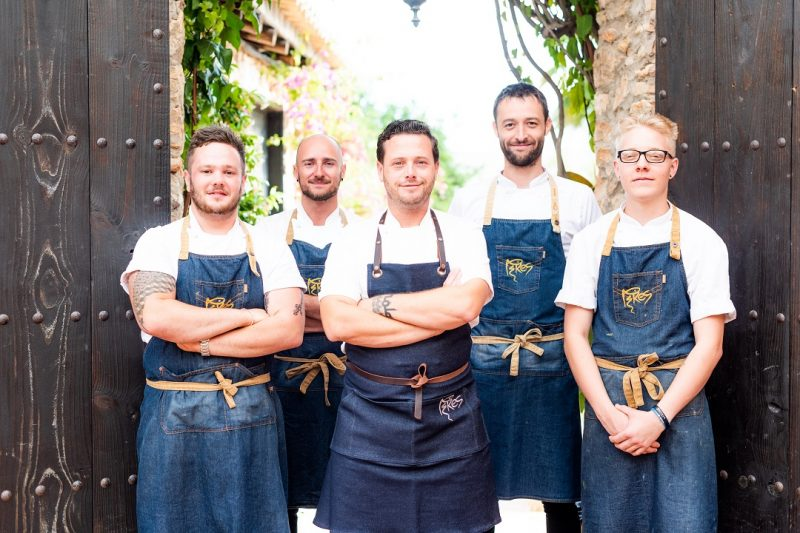 Room 39 Chefs at Pikes Ibiza
