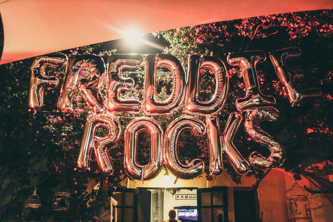 Freddie Rocks