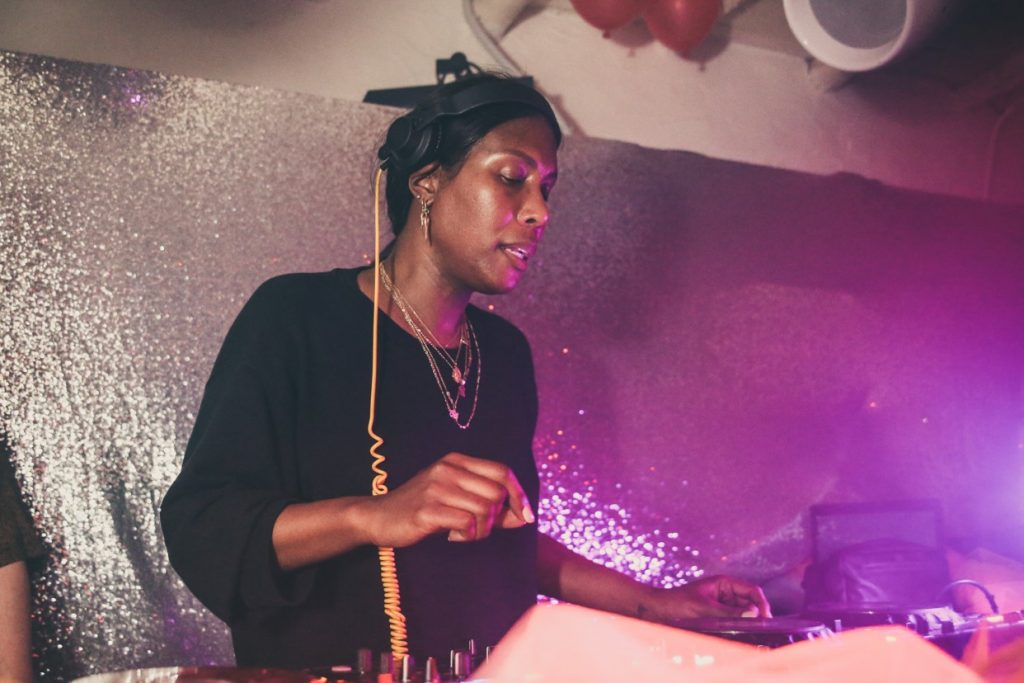 Honey Dijon at Pikes