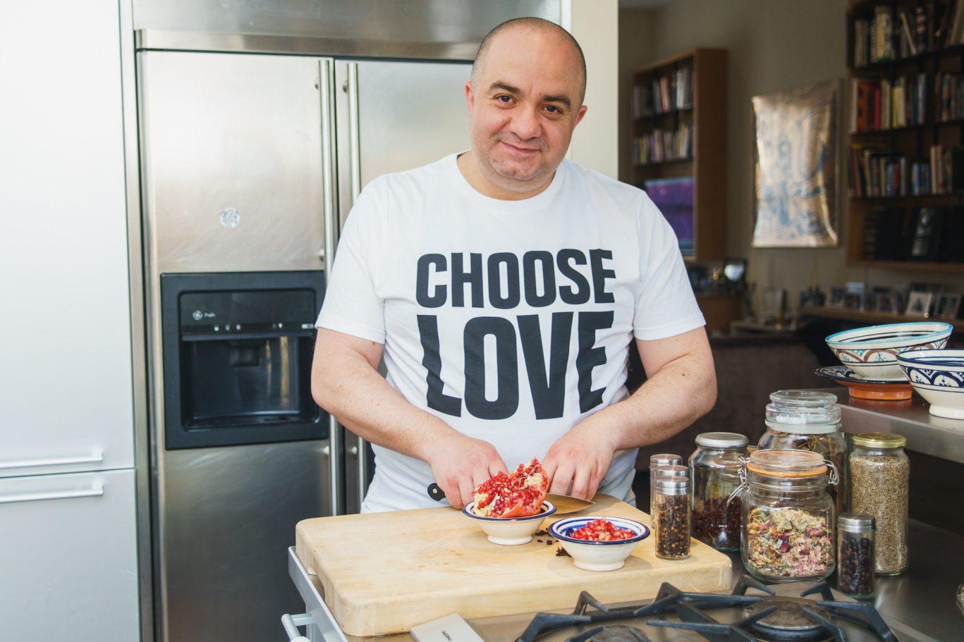 Imad Alarnab, Choose Love at Pikes Ibiza