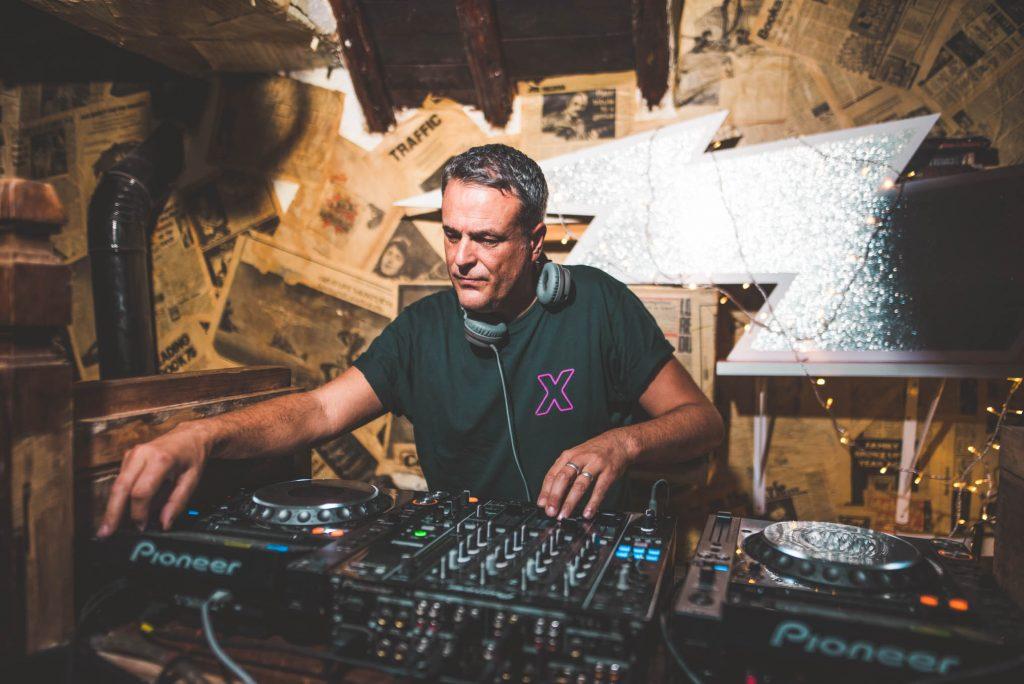 Flash at Pikes Ibiza